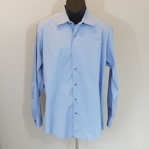 Banana Republic  Stretch Button Down Dress Shirt
